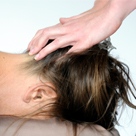 Scalp Massage therapy at Stillwaters Healing