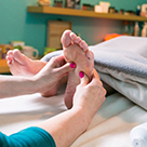Reflexology Therapy at Stillwaters Healing