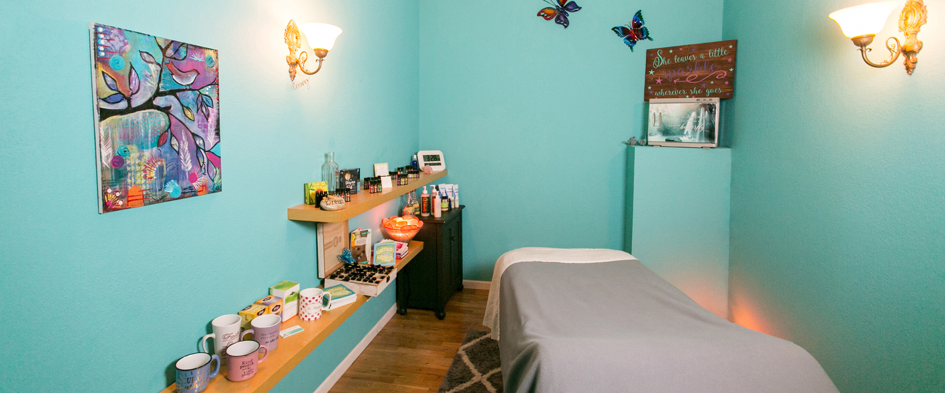 Stillwaters Healing & Massage